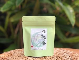 月桃茶ティーバッグ5個入りのパッケージ